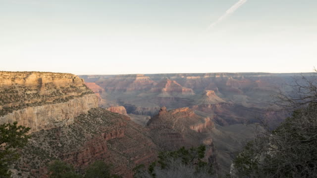 grand canyon sunrise timelapse - grand canyon stock videos & royalty-free footage