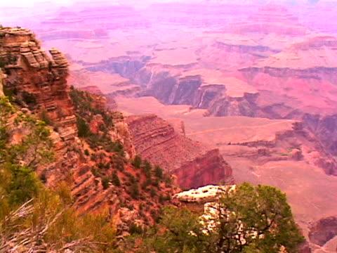 vídeos de stock e filmes b-roll de grand canyon - ponto de referência natural