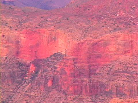 vídeos y material grabado en eventos de stock de grand canyon - punto de referencia natural