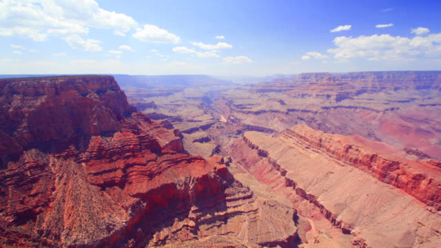 grand canyon view - grand canyon stock videos and b-roll footage
