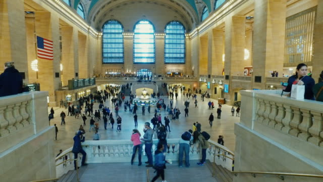 Grand Central Station of New York City