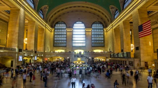 Grand Central Station - Zeitraffer