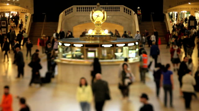 Grand Central Station (Tilt-Shift-Objektiv