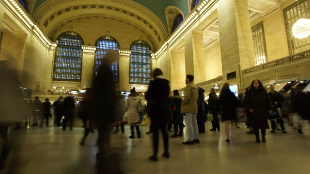 grand central time lapse