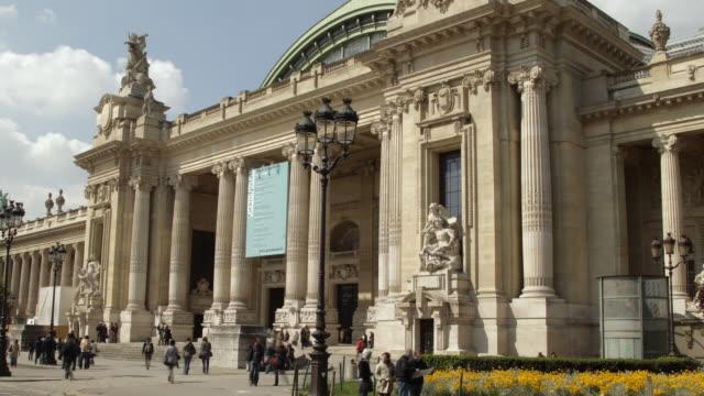 T/L WS Grand Palais exterior / Paris, France