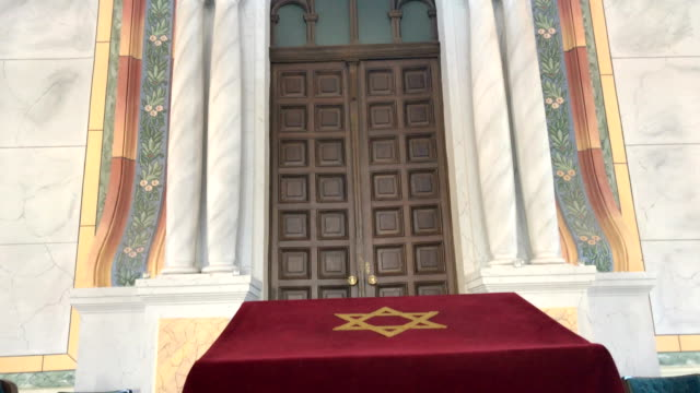 grand synagogue of edirne - judaism stock videos & royalty-free footage
