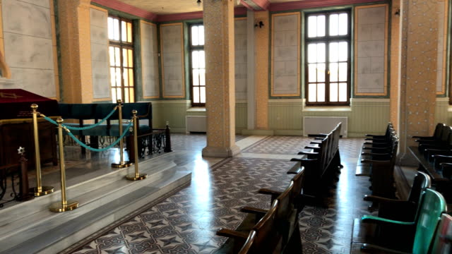 grand synagogue of edirne - holocaust stock videos & royalty-free footage