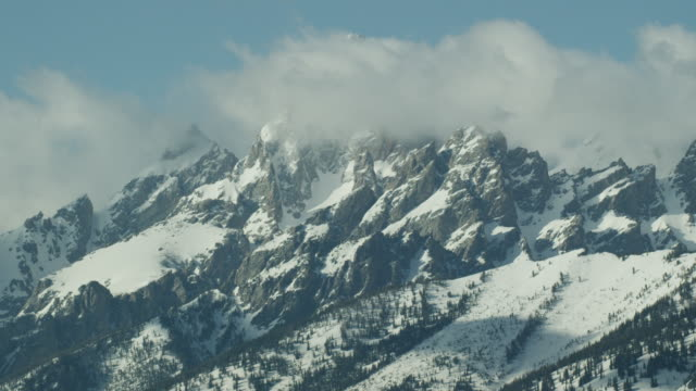 5k grand teton national park 3 - grand teton national park stock videos & royalty-free footage