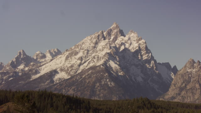vídeos de stock e filmes b-roll de grand teton national park - grand teton