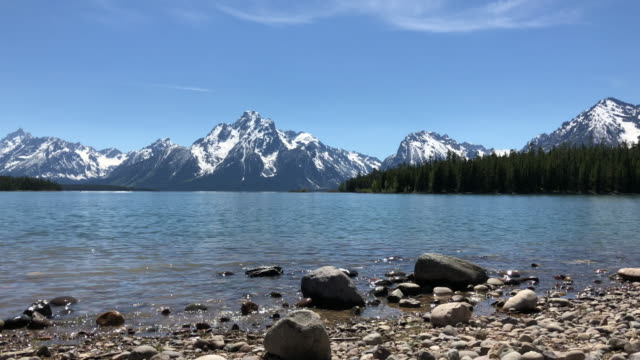 grand teton national park - grand teton stock videos & royalty-free footage