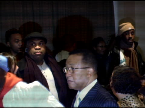 Grandmaster Flash at the Launch of 'HipHop Wont Stop The Beat the Rhymes The Life Collection Initiative' for the Smithsonian Institution at Hilton...