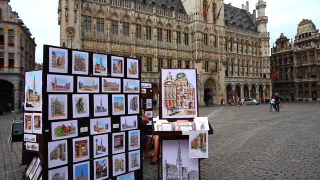 PAN Grand-Place (Grote Markt) in Brussels