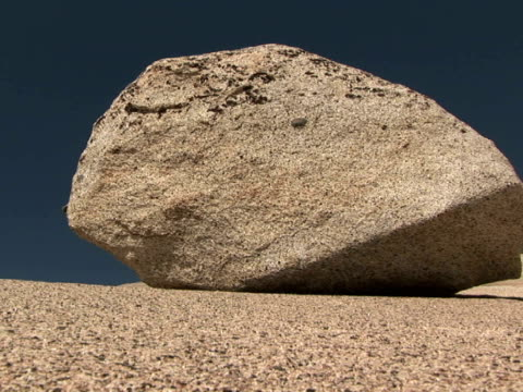 CU, ZI granite boulder, Olmsted Point, Yosemite National Park, California, USA