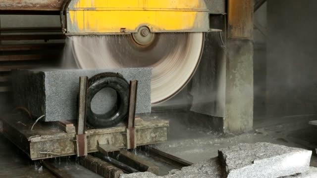 granite factory. - granite stock videos and b-roll footage