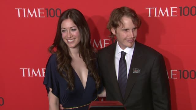 Grant Achatz and guest at the TIME 100 Gala TIME'S 100 Most Influential People In The World at New York NY