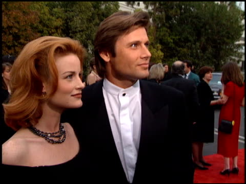 grant show at the 1994 people's choice awards at sony studios in culver city, california on march 8, 1994. - people's choice awards stock videos & royalty-free footage