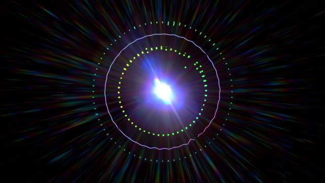 vídeos y material grabado en eventos de stock de ecualizador gráfico de fondo - ondas de sonido