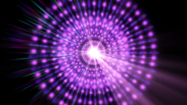 a graphic pulsar star radiating light and pulsating energy. - pulsating energy stock videos and b-roll footage