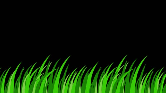 grass animation - grass stock videos & royalty-free footage