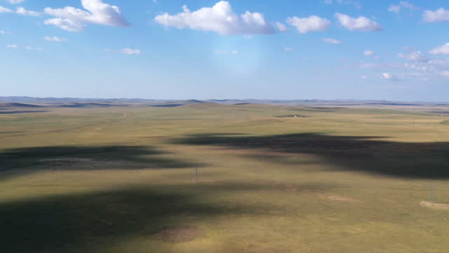 grassland / inner mongolia, china - rustic stock videos & royalty-free footage