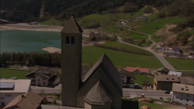 Graun im Vinschgau, Souht Tyrol