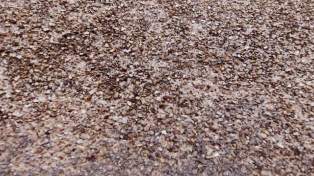 gravel full frame background close up - weathered stock videos & royalty-free footage