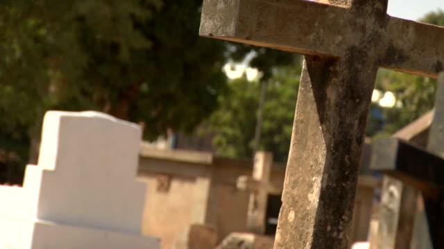 Friedhof in Afrika