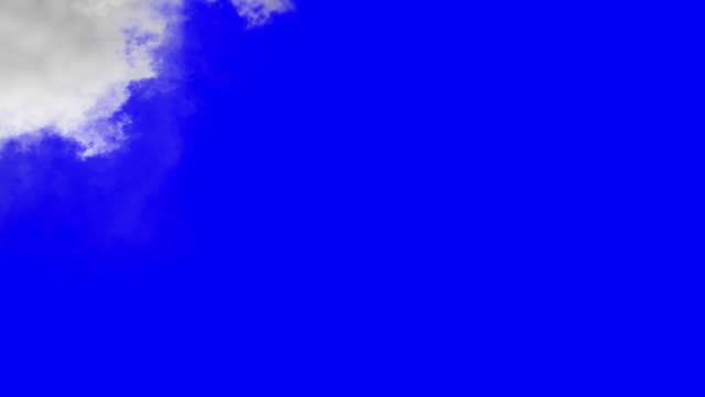 a gray cloud moves across the frame. - 特殊効果点の映像素材/bロール