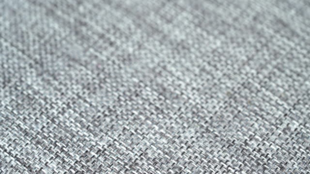 gray fabric texture background.tilt shot uhd 4k - wool stock videos & royalty-free footage