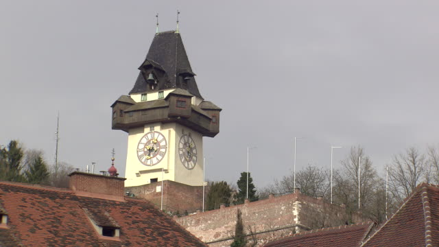 Graz - Clock Tower in Graz