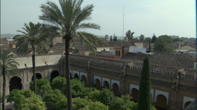 ha, pan, great mosque of cordoba, cordoba, andalusia, spain - mesquita stock videos & royalty-free footage