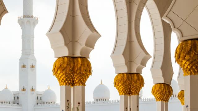 Great Mosque of Sheikh Zayed in Abu Dabhi