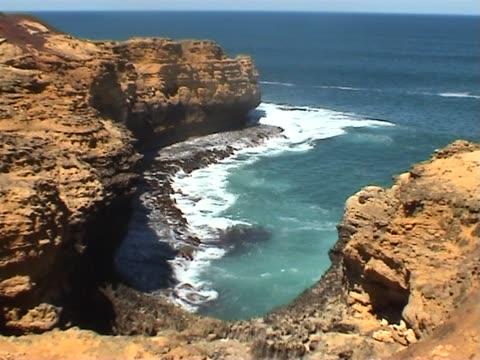 great ocean road - named wilderness area stock videos & royalty-free footage