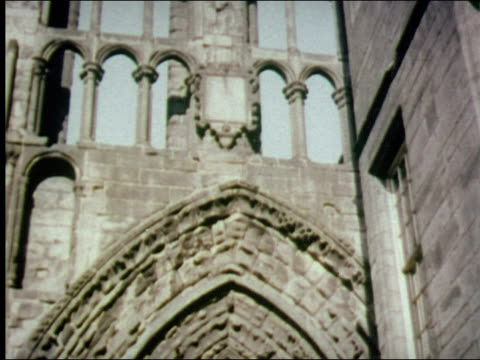 1953 great palaces of scotland - linlithgow stock videos and b-roll footage