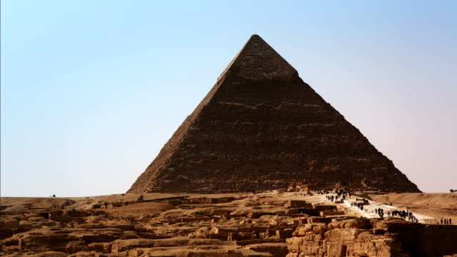 Great Pyramids of Giza Cairo Egypt