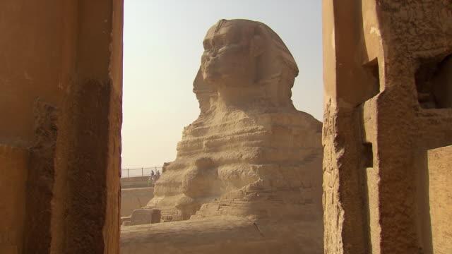 MS ZO Great Sphinx of Giza / Giza, Egypt