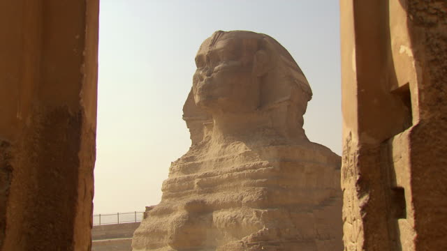 MS ZI Great Sphinx of Giza / Giza, Egypt