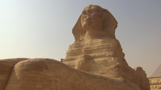 MS Great Sphinx of Giza / Giza, Egypt