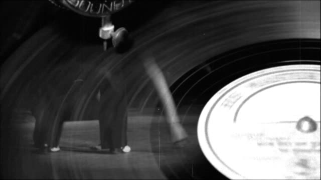 great vintage tangos and gramophone record - tangoing stock videos & royalty-free footage
