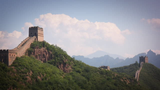 great Wall china Clouds MS