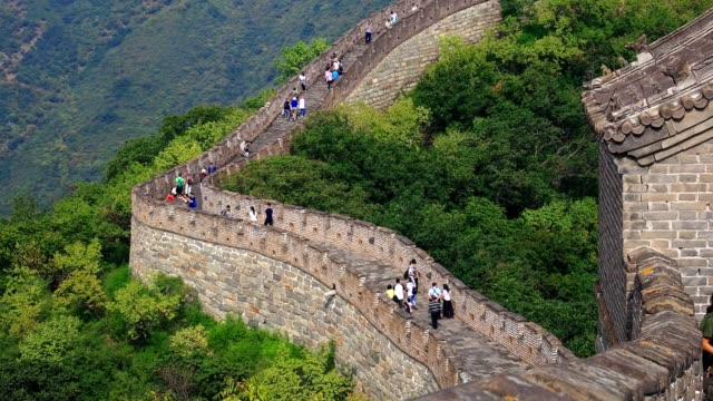 great wall of china 1 stock video - great wall of china stock videos & royalty-free footage