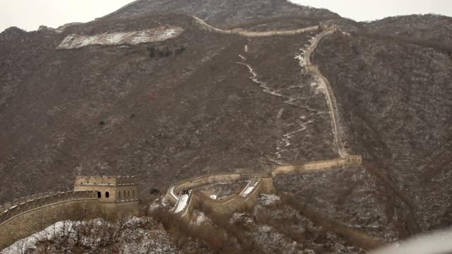 万里の長城の距離に延長