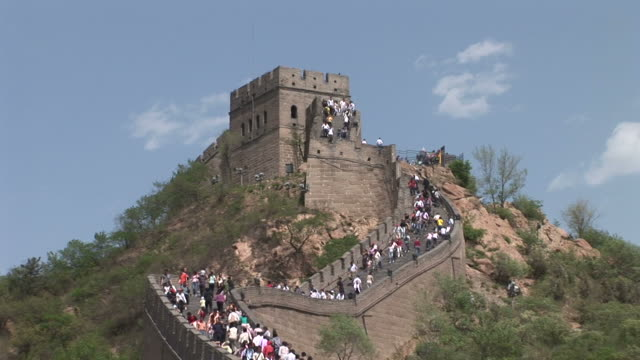 Great Wall of China in Beijing China