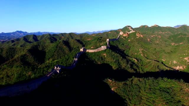 Grote muur van China time-lapse