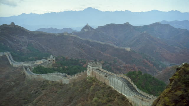 WS, PAN, Great Wall of China