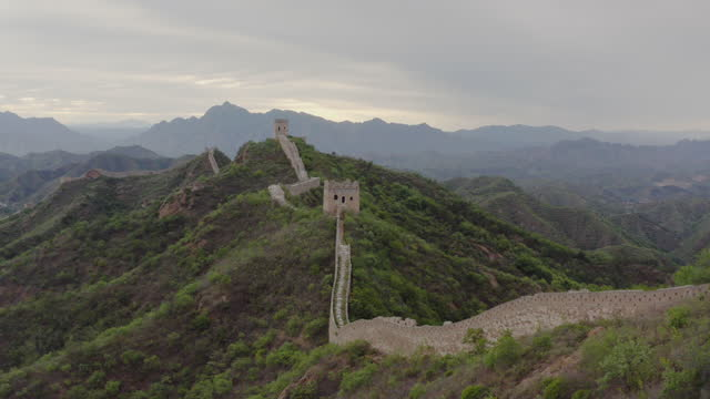 great wall of china - 4k stock videos & royalty-free footage