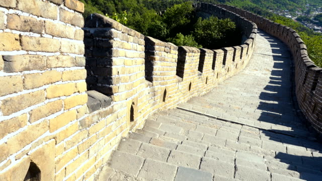 vídeos y material grabado en eventos de stock de great wall of china,beijing - gran muralla china