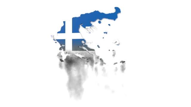 vídeos de stock, filmes e b-roll de grécia de poeira - recessão