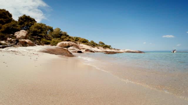Greek Island Beach
