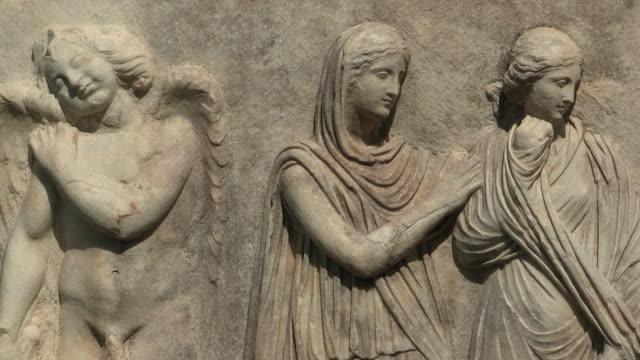 Greek Relief, Aphrodisias, Turkey
